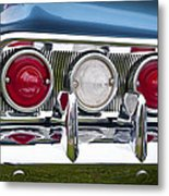 1960 Chevrolet Impala Tail Light Metal Print