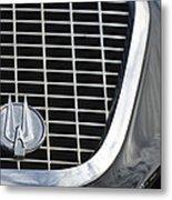 1960 Studebaker Hawk Grille Emblem Metal Print