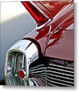 1962 Cadillac Eldorado Taillight Metal Print
