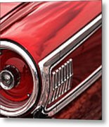 1963 Ford Galaxie 500 Metal Print