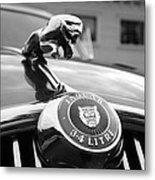 1963 Jaguar Mkii  Metal Print