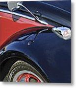 1966 Volkswagen Vw Bug Metal Print