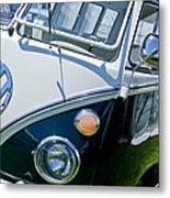 1966 Volkswagen Vw Microbus Metal Print