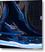 1967 Ford Mustang Shelby Gt500 Metal Print