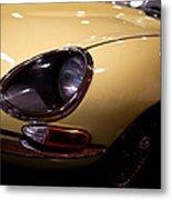 1967 Jaguar E-type Series Metal Print