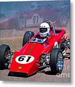 1969 Lotus 61 Formula Ford Metal Print