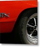 1969 Plymouth Gtx Hemi Metal Print