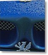 1970 Iso Rivolta Grifo Emblem 2 Metal Print