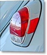 1971 Volkswagen Vw Beetle Taillight Metal Print