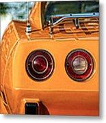 1977 Chevrolet Corvette Metal Print