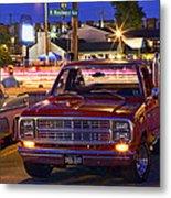 1979 Dodge Li'l Red Express Truck Metal Print