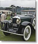 1929 Minerva Type Am Murphy Convertible Sedan Metal Print