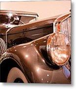 1933 Pierce-arrow 12 Model 12412 Labaron Convertible Coupe Metal Print