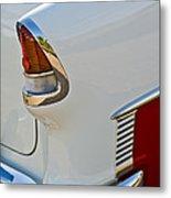 1955 Chevrolet 210 Taillight Metal Print
