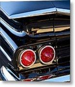 1959 Chevrolet El Camino Taillight Metal Print