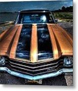 1972 Chevelle Metal Print