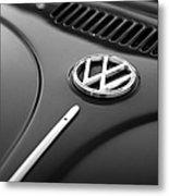 1973 Volkswagen Beetle Metal Print