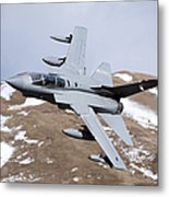 A Royal Air Force Tornado Gr4 Metal Print