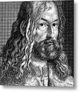Albrecht D�rer (1471-1528) Metal Print