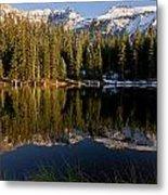 Alta Lakes Metal Print