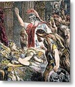 Antony & Cleopatra Metal Print