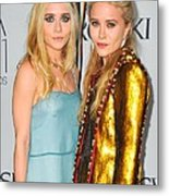 Ashley Olsen Wearing The Row, Mary-kate Metal Print