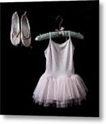Ballet Dress Metal Print