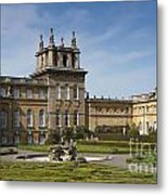 Blenheim Palace Metal Print