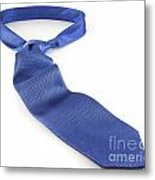 Blue Tie Metal Print by Blink Images