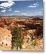 Bryce Canyon Amphitheater Metal Print
