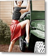 Carmen Jones, Dorothy Dandridge, 1954 Metal Print