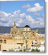 Cathedral Mosque Of Cordoba Metal Print