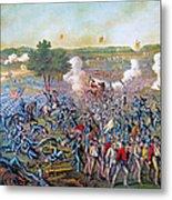 Civil War: Gettysburg, 1863 Metal Print