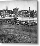 Civil War: Richmond, 1865 Metal Print