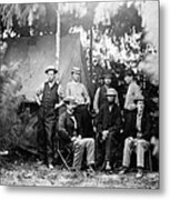 Civil War: Signal Corps Metal Print