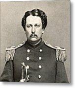 Civil War: Union Soldier Metal Print