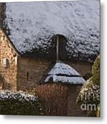 Cottage Metal Print