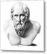 Diogenes (d. C320 B.c.) Metal Print