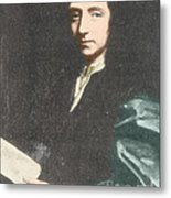 Edmond Halley, English Polymath Metal Print