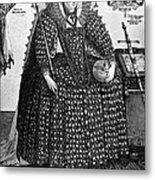 Elizabeth I (1533-1603) Metal Print