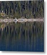 Elk Lake Oregon Metal Print