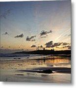 Embleton Bay Sunrise Metal Print