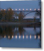 Ford Parkway Bridge Metal Print