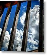 Freedon Metal Print
