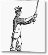 Golf, 1891 Metal Print