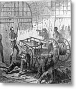 Harpers Ferry, 1859 Metal Print