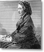 Harriet Beecher Stowe Metal Print by Granger