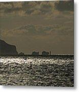 Isle Of Wight Metal Print