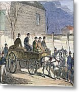 John Brown (1800-1859) Metal Print