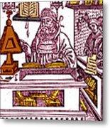 John Peckham, Anglican Theologian Metal Print